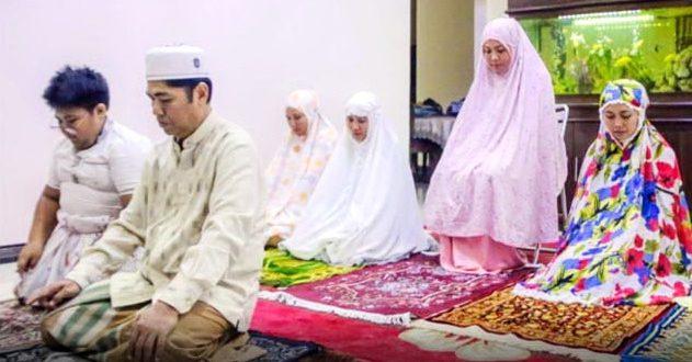 Tata Cara dan Panduan Shalat Idul Fitri di Rumah baik ...
